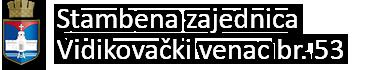 Stambena zajednica Vidikovački venac 53